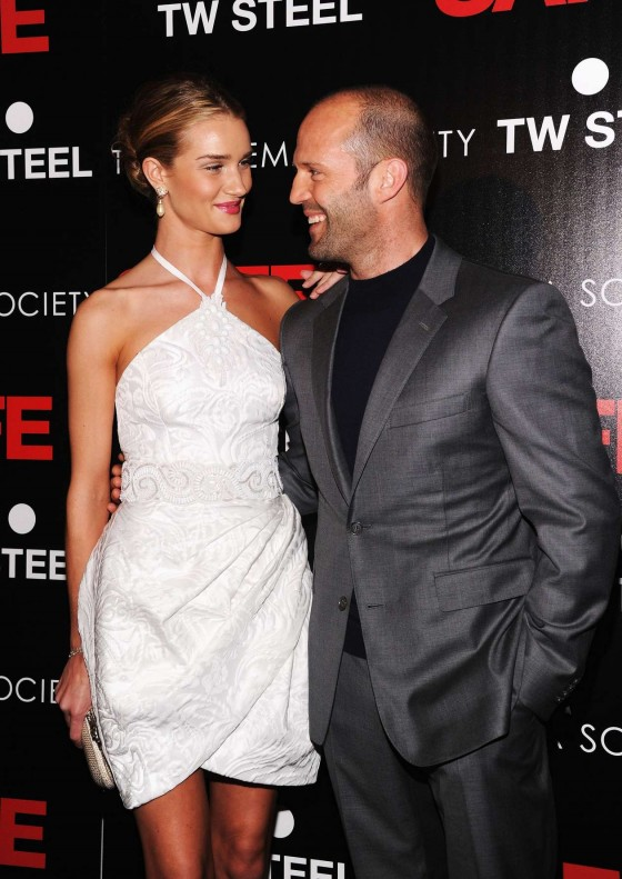 Rosie Huntington-Whiteley at Safe premiere in NYC-13