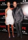 Rosie Huntington-Whiteley at Safe premiere in NYC-14
