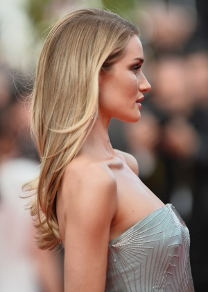 Rosie Huntington-Whiteley at The Search Premiere Cannes Festival -01