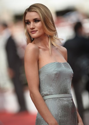 Rosie Huntington-Whiteley at The Search Premiere Cannes Festival -02