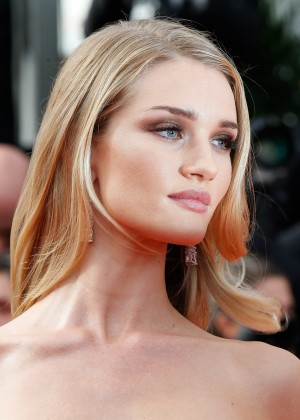 Rosie Huntington-Whiteley at The Search Premiere Cannes Festival -03