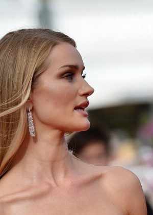 Rosie Huntington-Whiteley at The Search Premiere Cannes Festival -04