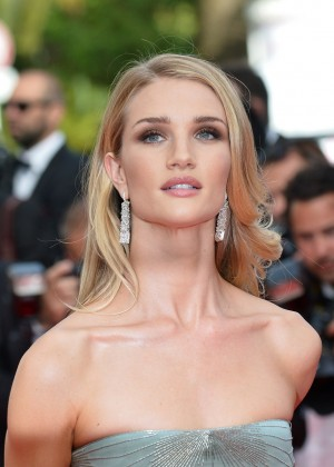 Rosie Huntington-Whiteley at The Search Premiere Cannes Festival -06