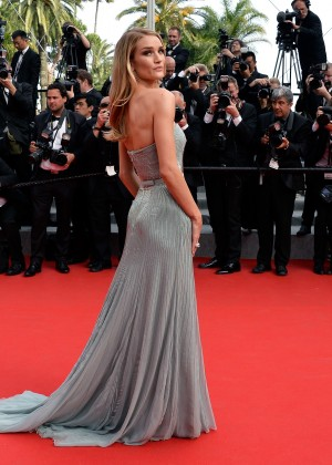 Rosie Huntington-Whiteley at The Search Premiere Cannes Festival -07
