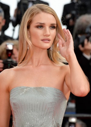 Rosie Huntington-Whiteley at The Search Premiere Cannes Festival -09