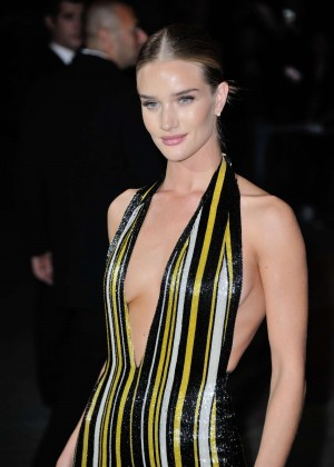Rosie Huntington Whiteley - CR Fashion Book Issue N°5 Launch Party in Paris