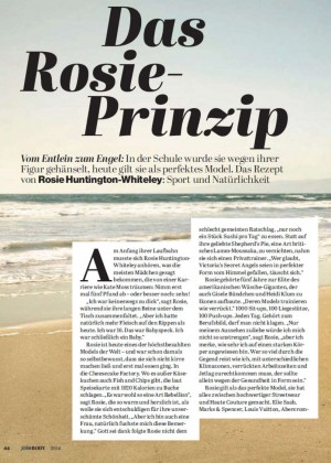 Rosie Huntington Whiteley: Jolie Body Germany -03