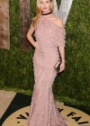Rosie Huntington Whiteley - Oscar 2013 - Vanity Fair Party -17