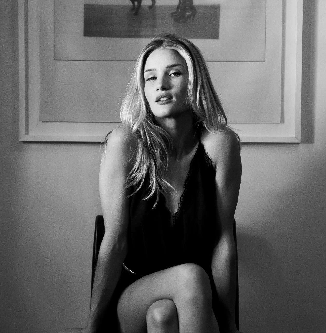 Rosie Huntington Whiteley The Coveteur 2014 Photoshoot 24 Gotceleb