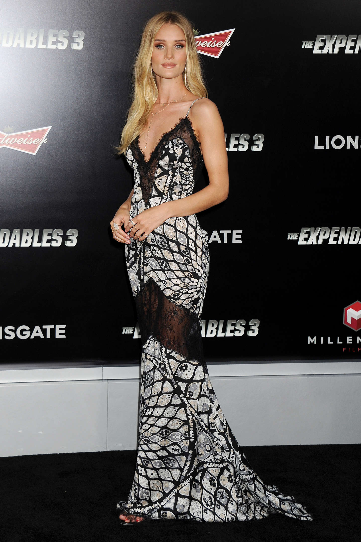 "Back to FULL gallery Rosie Huntington Whiteley – ""The Expendables ... Rosie Huntington Whiteley"