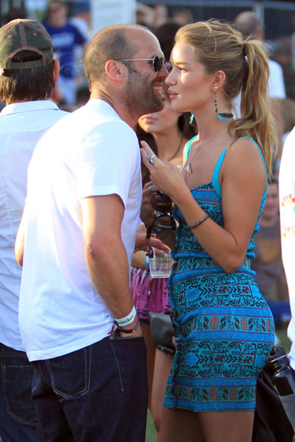 Rosie Huntington Whiteley With Jason Statham At Coachella Day 3 19 Gotceleb