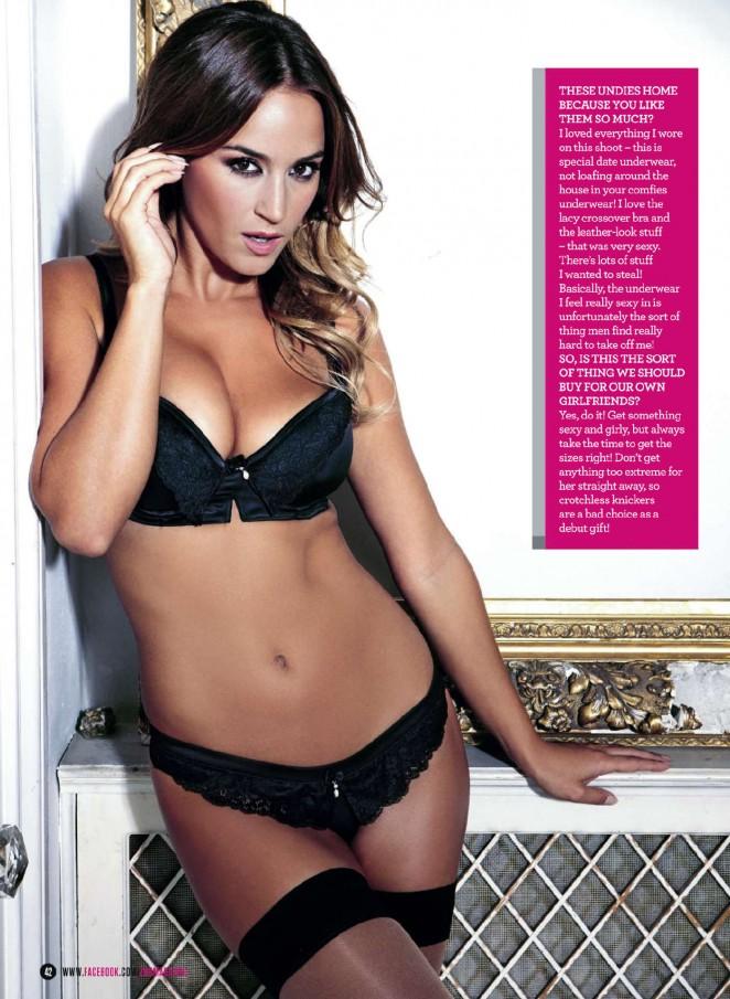 Rosie Jones - ZOO UK Magazine (October 2014)