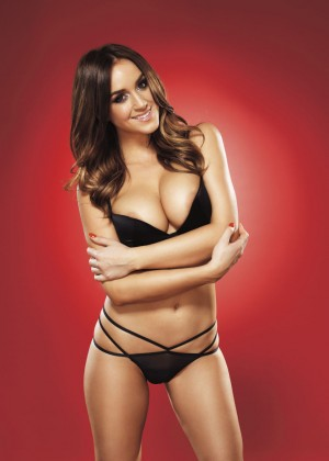 Rosie Jones: Nuts Magazine (March 2014) -10