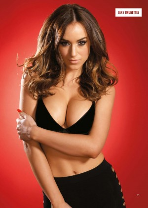 Rosie Jones: Nuts Magazine (March 2014) -13