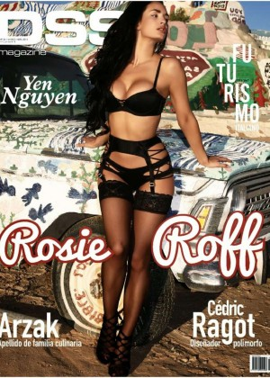 Rosie Roff: DSS Spain 2014 -03