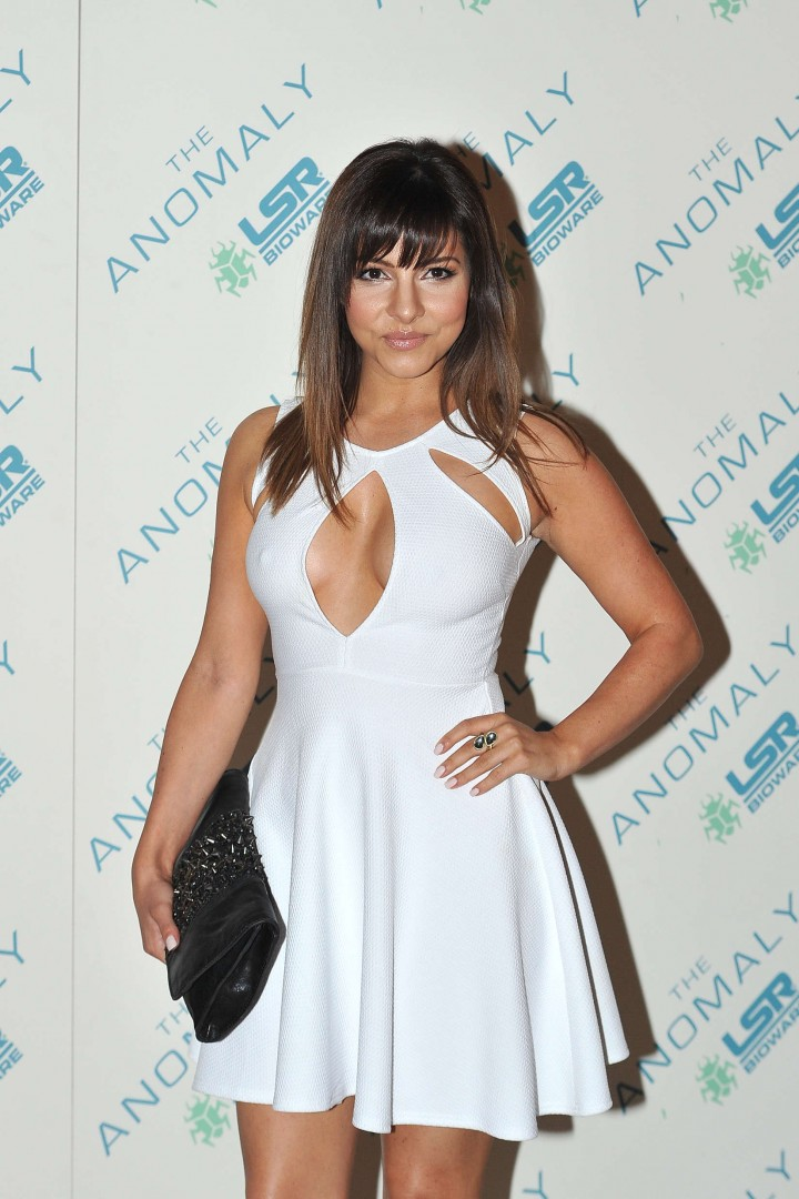 Back to post Roxanne Pallett at film screening The Anomaly in London Vanessa Hudgens Straight Hair