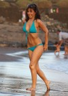 Roxanne Pallett In a Bikini at Lanzarote Canary Islands - April 2012