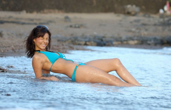 Roxanne Pallett – Bikini Candids at Lanzarote Canary Islands-08