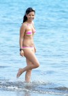 Roxanne Pallett - Hot Bikini candids in Tenerife-05