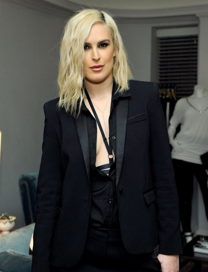 Rumer Willis – Tracy Paul Celebrates TORRID in West Hollywood