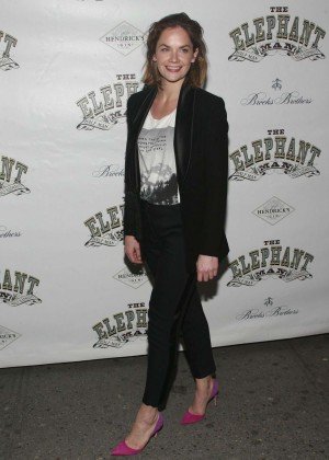 "Ruth Wilson - ""The Elephant Man"" Broadway Opening Night in New York"