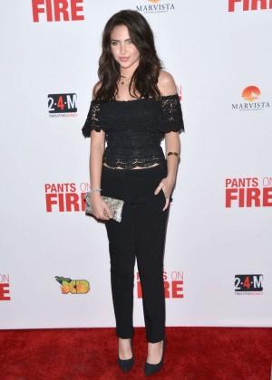 Ryan Newman: Pants on Fire Premiere -03