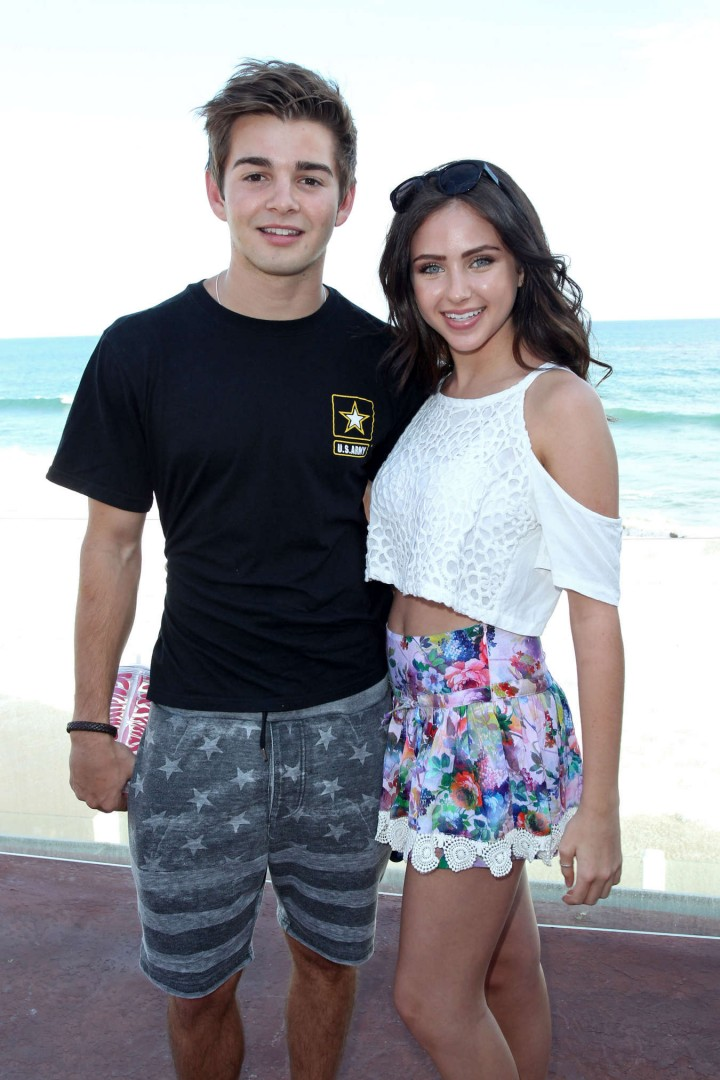 Ryan Newman - Austin North's 18th Birthday Bash in Malibu