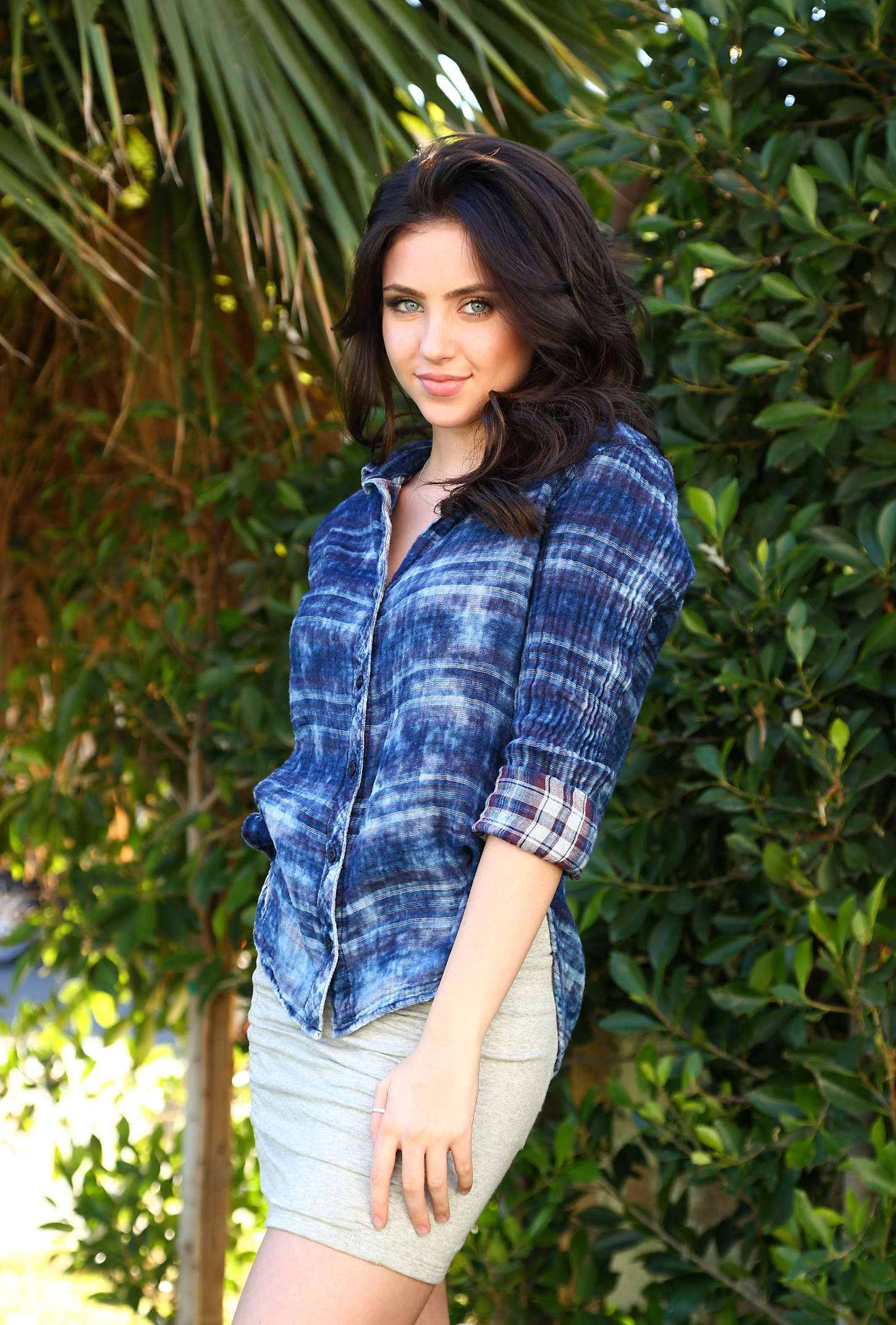 Ryan Newman Photoshoot, Los Angeles - December 2014