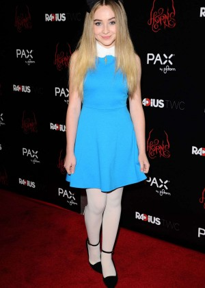 "Sabrina Carpenter - ""Horns"" Premiere in Hollywood"