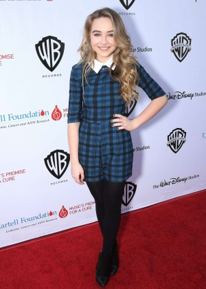 Sabrina Carpenter - TJ Martell Foundation Family Day in Studio City