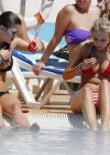 Sacha Parkinson and Brooke Vincent - Bikini-17