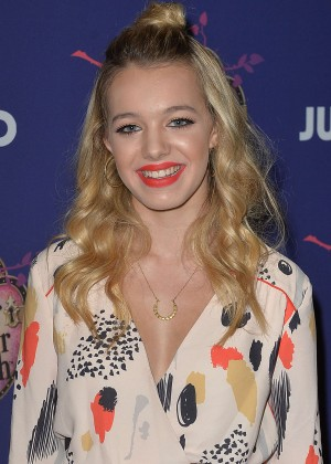 Sadie Calvano - Just Jared's Homecoming Dance in LA