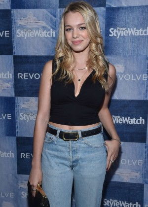 Sadie Calvano - People StyleWatch 4th Annual Denim Party in LA