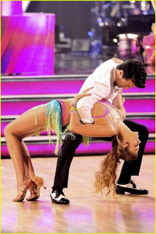 Sadie Robertson Dancing with Stars