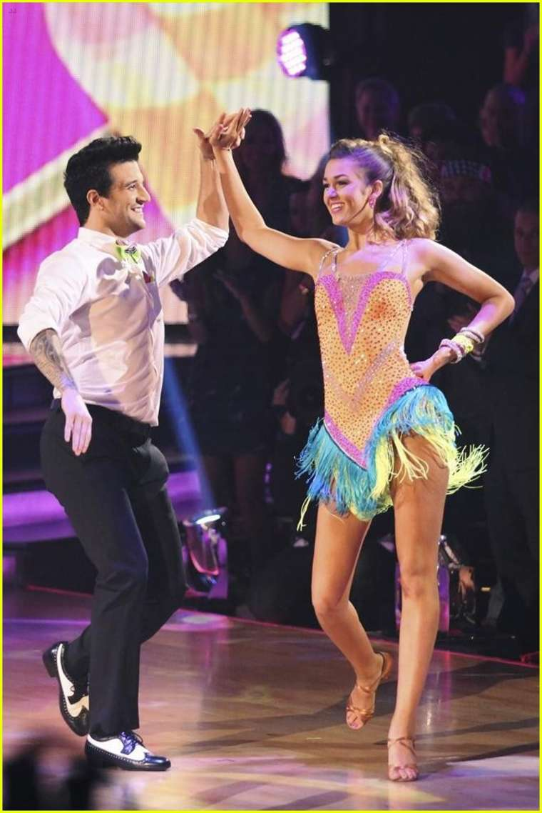 Image result for sadie robertson dwts