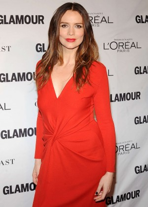Saffron Burrows - Glamour 2014 Women Of The Year Awards in New York