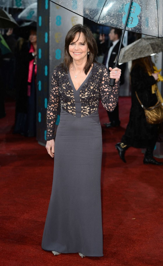 Sally Field – 2013 BAFTA Awards -01