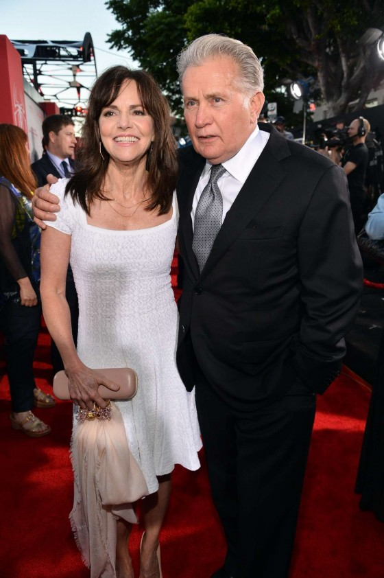 Sally Field -  at Premiere
