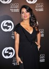 Salma Hayek - Hot In Black Dress at 2012 Award for Women in Cinema-02
