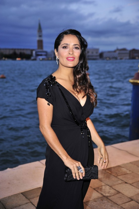 Salma Hayek - 2012 Award for Women in Cinema