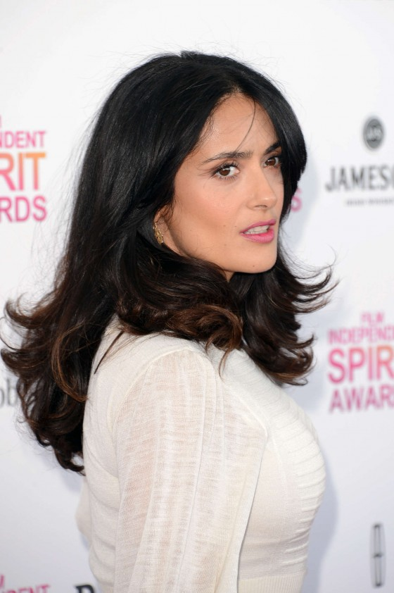 Salma Hayek – 2013 Film Independent Spirit Awards -09