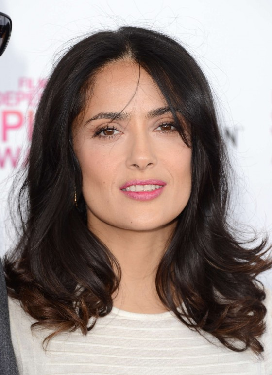Salma Hayek – 2013 Film Independent Spirit Awards -10