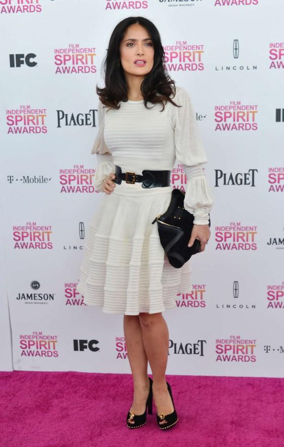 Salma Hayek – 2013 Film Independent Spirit Awards -15