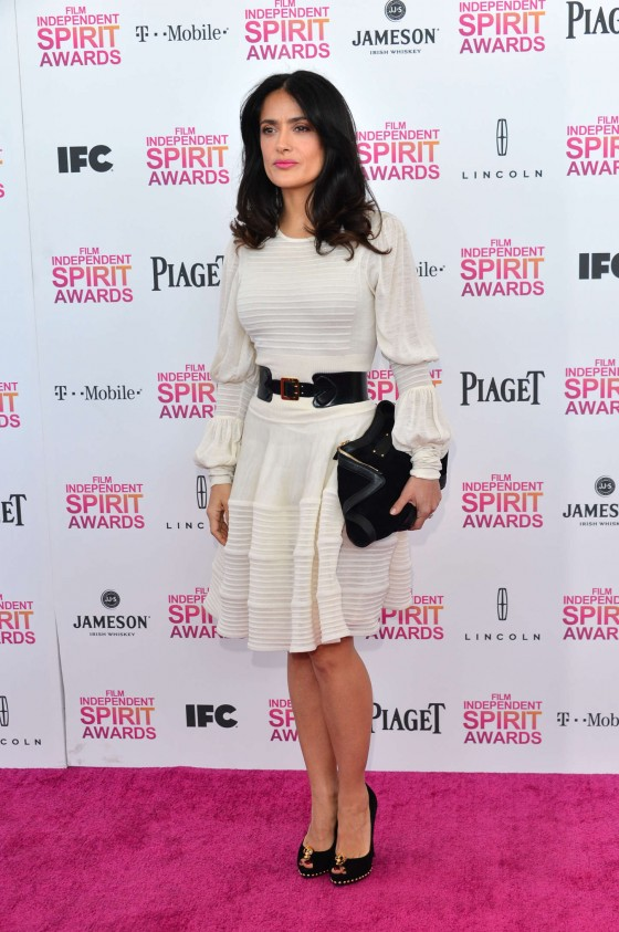 Salma Hayek – 2013 Film Independent Spirit Awards -16