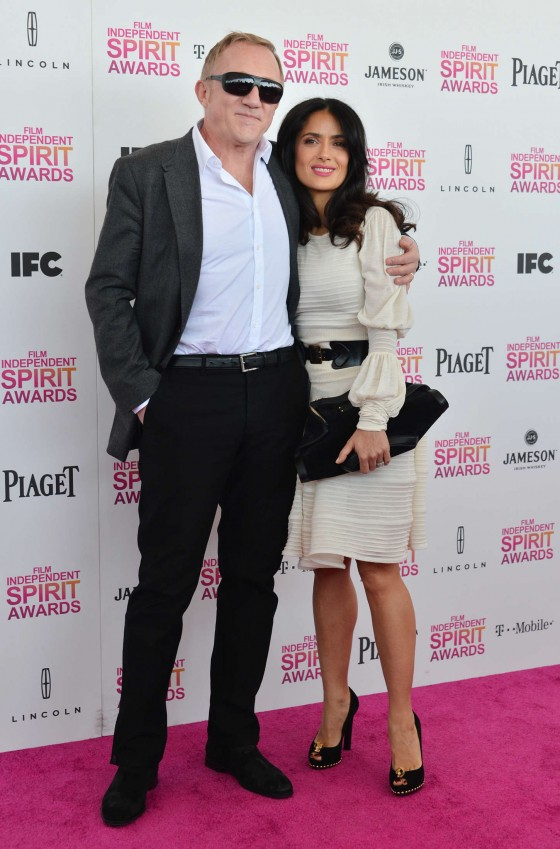 Salma Hayek – 2013 Film Independent Spirit Awards -17