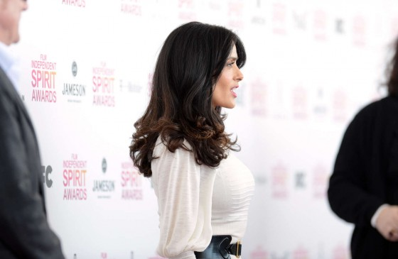 Salma Hayek – 2013 Film Independent Spirit Awards -18