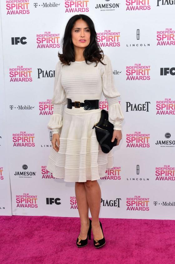 Salma Hayek – 2013 Film Independent Spirit Awards -21
