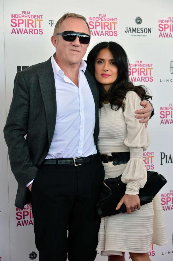 Salma Hayek – 2013 Film Independent Spirit Awards -23