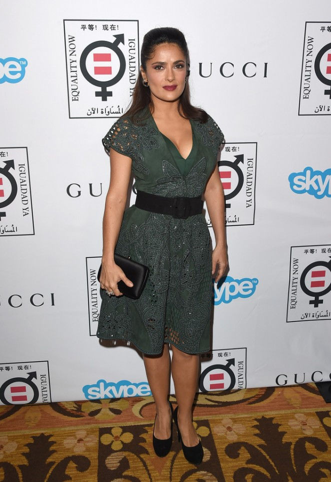Salma Hayek - Equality Now's Make Equality Reality Event in Los Angeles