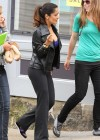 Salma Hayek - On the set of Grown Ups 2 in Marblehead-02